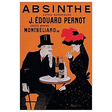 Absinthe by Cappiello, Canvas, 24