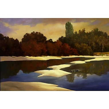 Sandbanks I de Reynolds, toile, 24 x 36 po
