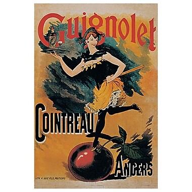 Guignolet, Stretched Canvas, 24