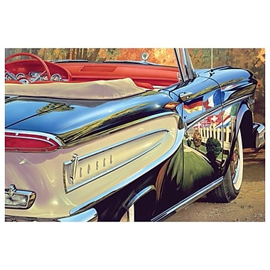 Ford Edsel '58 by Reynolds, Canvas, 24