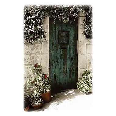 Porte de Printemps de McDermott, toile, 24 x 36 po