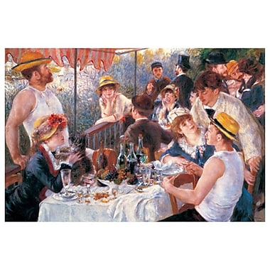 Luncheon by Renoir, Canvas, 24