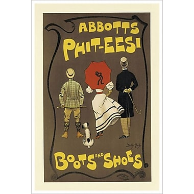 Abbotts Boots & Shoes by Hardy, Canvas, 24
