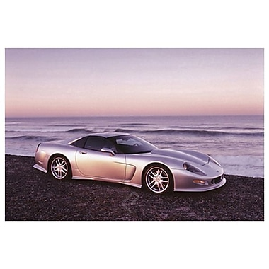 Corvette Callaway C12 1998, Stretched Canvas, 24