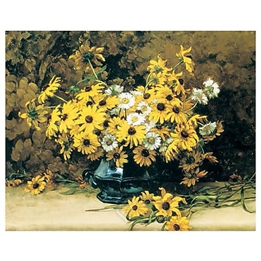 Suzor Cote Still Life Daisies by Suzor-Cote, Canvas, 24