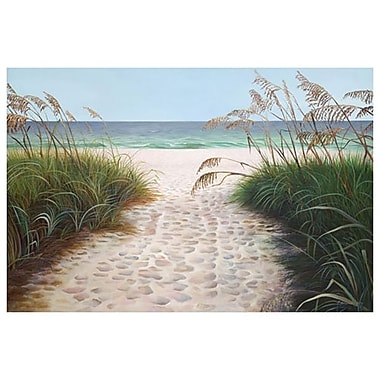Beach Access by Jablonski, Canvas, 24