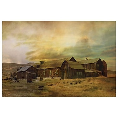 Bodie Farmhouse by Laird, Canvas, 24