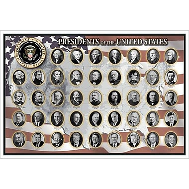 Presidents of the United States, Stretched Canvas, 24