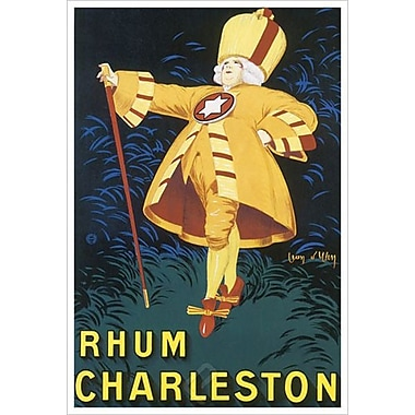 Rhum Charleston by D'Ylen, Canvas, 24