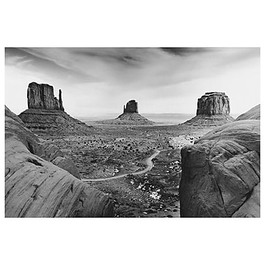 Monument Valley II, Arizona, toile tendue, 24 x 36 po