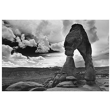 Parc national des Arches, Utah, toile tendue, 24 x 36 po