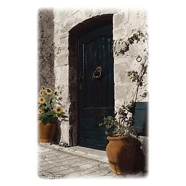 Porte d'Ete by McDermott, Canvas, 24