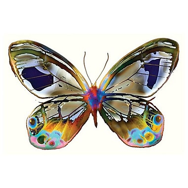 Butterfly by Davis,, Canvas, 24