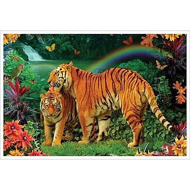 Tiger Love 2 de Mullins, toile, 24 x 36 po