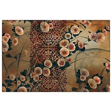 Belles-de-jour de Montillio, toile, 24 x 36 po