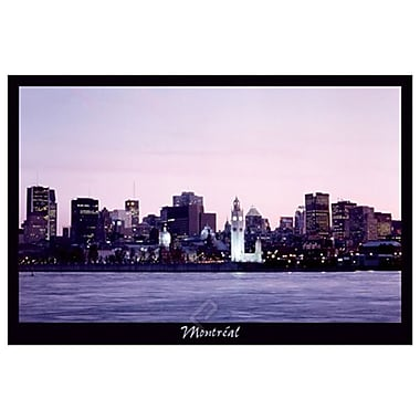 Montreal, Stretched Canvas, 24