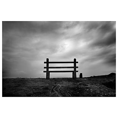 Bench and Clouds by Settle, Canvas, 24