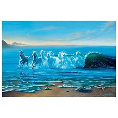Wild Water by Warren, Canvas, 24