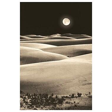 Rêves de désert I, toile tendue, 24 x 36 po