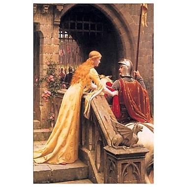God Speed de Leighton E. B., toile, 24 x 36 po