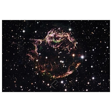 NASA - Supernova Cassiopeia A, Stretched Canvas, 24