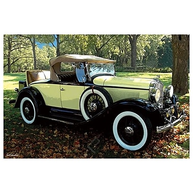Plymouth Roadster by Vanstone, Canvas, 24