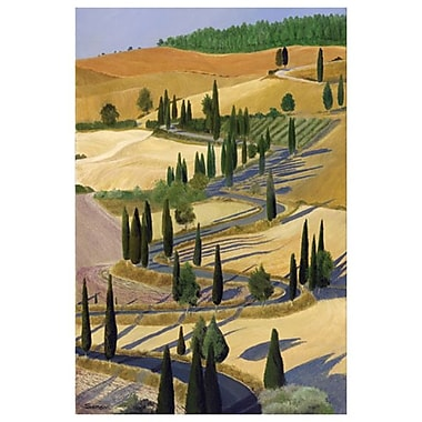 Toscane I de Samson, toile, 24 x 36 po