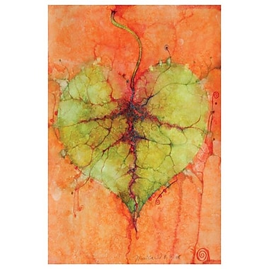 Leaf 2 by Wang, Canvas, 24