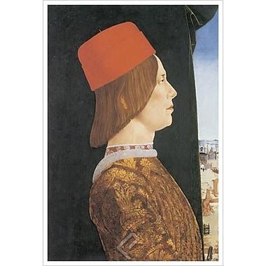 Gioavanni Bentivoglio de Roberti, toile, 24 x 36 po