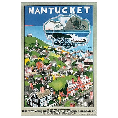 Nantucket by Held, Canvas, 24