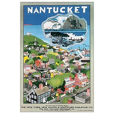 Nantucket de Held, toile, 24 x 36 po