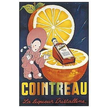 Cointreau by Mercier, Canvas, 24
