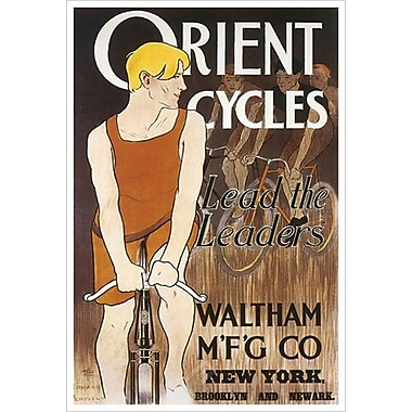 Orient Cycles by Penfield, Canvas, 24
