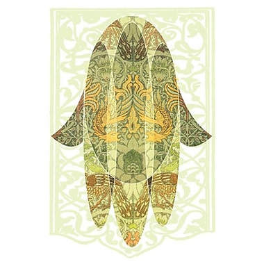 Hamsa Floralis, Stretched Canvas, 24