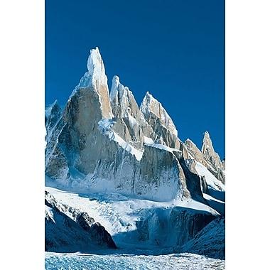Patagonie - Torres del Paine, toile tendue, 24 po x 36 po
