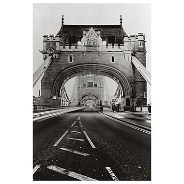 London Tower Bridge, Canvas, 24