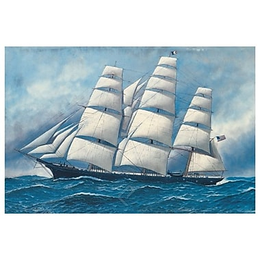 Glory of the Seas by Jacobsen, Canvas, 24