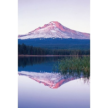 South Sister Mountain Oregon, Stretched Canvas, 24