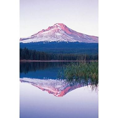 Montagne South Sister en Oregon, toile étirée, 24 x 36 po