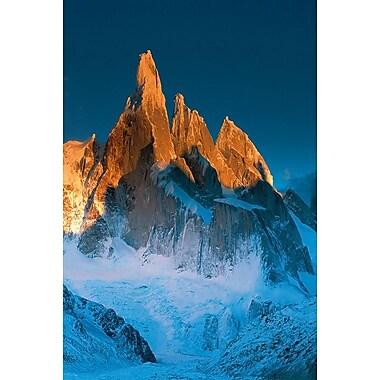 Cerro Torre Los Glaciares, Stretched Canvas, 24