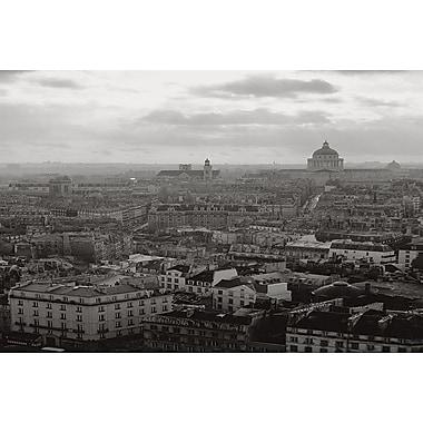 Notre-Dame-de-Paris Pantheon, Stretched Canvas, 24