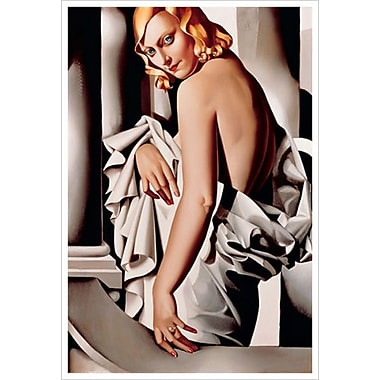 Marjorie Ferry by Lempicka, Canvas, 24