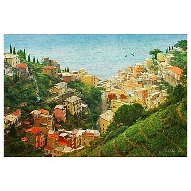 Cinque Terre by Vest, Canvas, 24