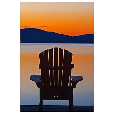 Muskoka Chair by Grandmaison, Canvas, 24