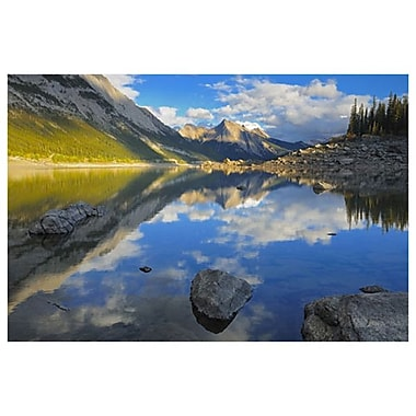 Medicine Lake by Grandmaison, Canvas, 24
