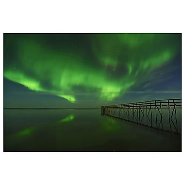 Northern Lights 1 by Grandmaison, Canvas, 24
