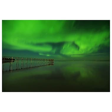 Northern Lights 5 by Grandmaison, Canvas, 24