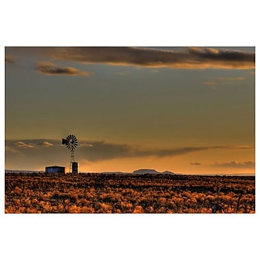 Windmill Hovenweep by Desmarais, Canvas, 24