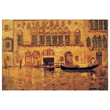 Old Palace by Morrice, Canvas, 24