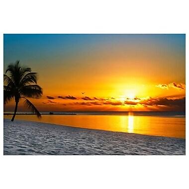 Key West Sunrise by Garner, Canvas, 24